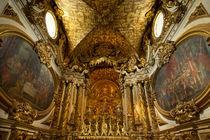 Santo Antonio Church, Tiradentes, Province of Minas Gerais, Brazil by Gustavo Xavier