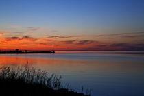 Sunset in Øland, Sweden von Willy Marthinussen