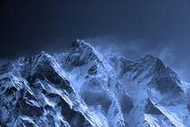 Lhotse 8516m III von Gerhard Albicker