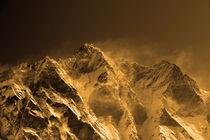 Lhotse 8516m II von Gerhard Albicker