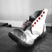 old shoe von james smit