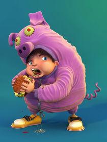 Little pig von bozobozoca