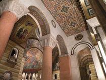 St.Louis Basillica by Zophia  McDougal