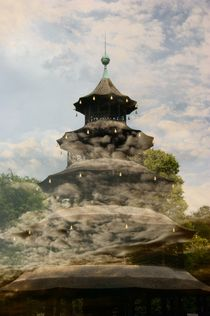 CHINESE HEAVENS TOWER by photofiction