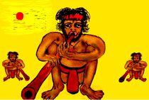 Didgeridoo von reniertpuah