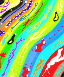 Farbuebergaenge von reniertpuah