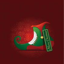 Elf's shoe von Jasmina Stanojevic