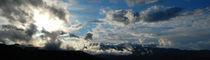 Cloud Chaos by Len Bage