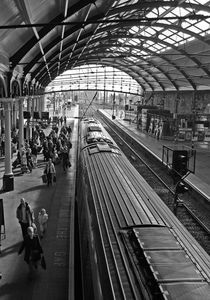 Mind The Gap by Len Bage