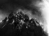 Heavy Infantry von Sebastian Zakrzewski