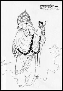 Ganesha by Raghav Arumugam