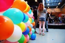 Baloons von Yoana van Essen