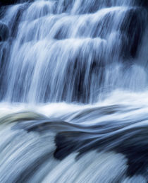 Waterfall in the Brecon Beacons, Wales von Craig Joiner