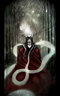 Antlers by Horatio Fandango