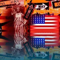 USA by Henning O. ( Ociepka )
