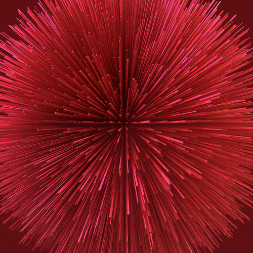 Spiney-red-ball