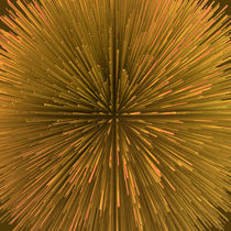 Spiny Bronze Ball von Philip Roberts
