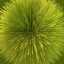 Spiney-lime-ball