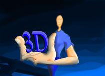 3D by wander redna-wbrasil