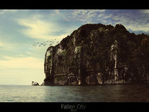 Fallen City by Kuba Skorkowski