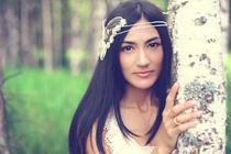 forest fairy von Katerina Shestakova