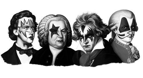 Classical-hard-rock-band