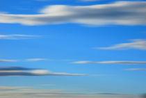 Clouds - Wolken von Peter Bergmann