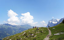 Wetterhorn by photoactive