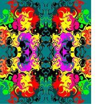 Kaleidoskop 3 von Henriette Abt