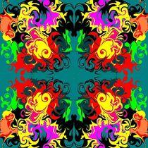 Kaleidoskop 2 von Henriette Abt