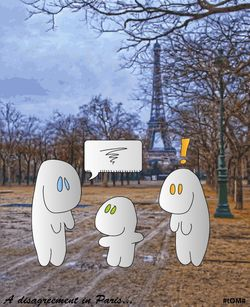 A-disagreement-in-paris