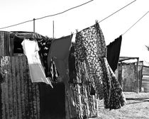 washing line by james smit