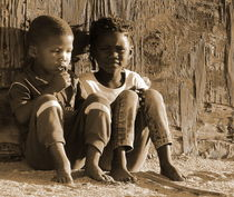 poor african children von james smit