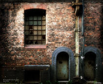 Stanley Dock Tobacco Warehouse - Liverpool England von Elizabeth Gallagher