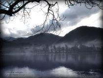 The Lake District Cumbria England by Elizabeth Gallagher