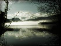 Mist On The Lake  von Elizabeth Gallagher