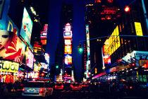 Times Square, NYC. von Ana Batista