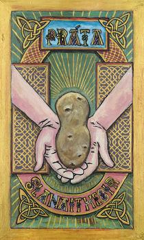 Potato Savior (Práta Slánaitheoir) von Pegeen Shean