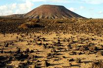 Fuerteventura, Hammada und Montana Roja von Frank Rother