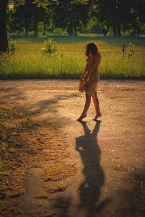 dancing with the shadow by Stella Melnichenko