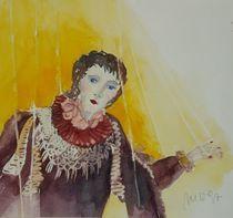 I love Marionetten von Monika Maria Weiß