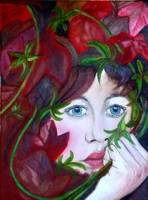 Viginia Creeper von Wendy Mitchell