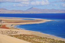 Fuerteventura, Playas de Sotavento by Almut Rother