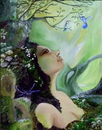Green Lady von Wendy Mitchell