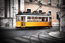 Lisboa Tram 4 by Stefan Nielsen