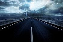 Road  by Anastasia Tuzhikova