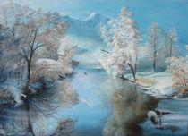 Quaiet Ice / Stille Eis by Apostolescu  Sorin