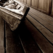 Boat von Mark Cowie