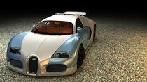 Bugatti Veyron von Vladas Trak