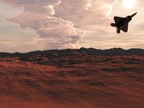 Desert by Vladas Trak